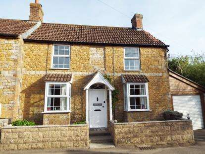 2 Bedrooms Semi Detached House for sale in North Cadbury, Yeovil, Somerset