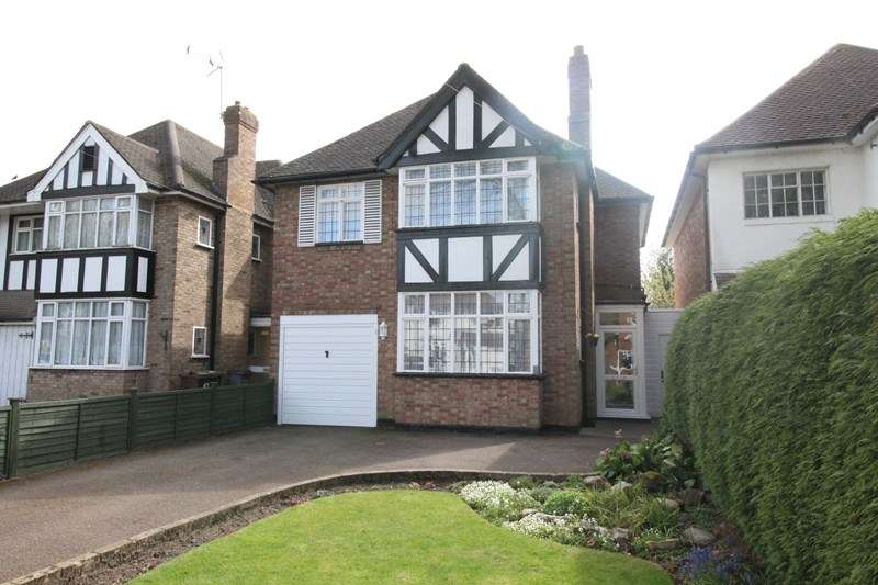 4 Bedrooms Detached House for sale in Shakespeare Drive, Shirley, Solihull