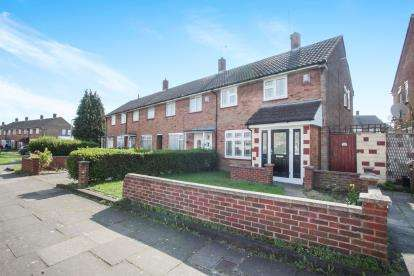 2 Bedrooms End Of Terrace House for sale in Leagrave High Street, Luton, Bedfordshire