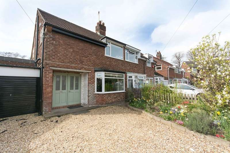 3 Bedrooms Semi Detached House for sale in Camphill Road, Liverpool, L25