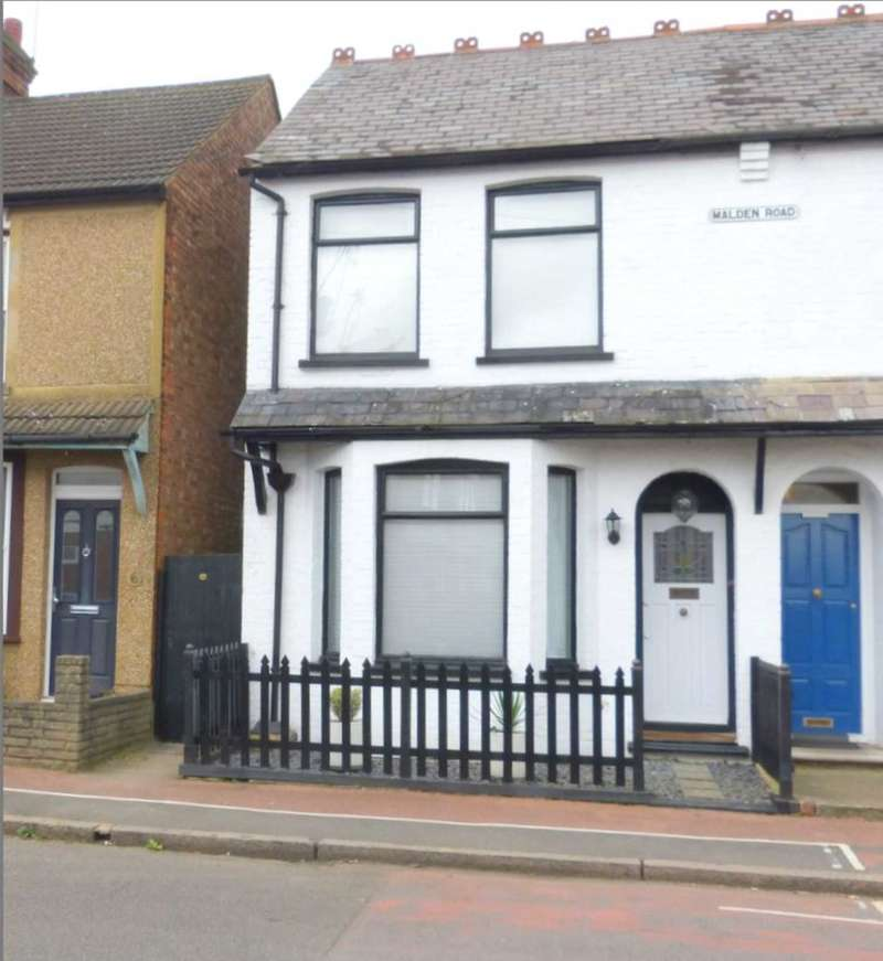 3 Bedrooms Semi Detached House for sale in Malden Road, Borehamwood