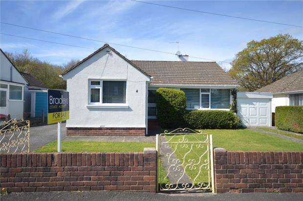 3 Bedrooms Detached Bungalow for sale in Devon Heath, Chudleigh Knighton, Chudleigh, Newton Abbot