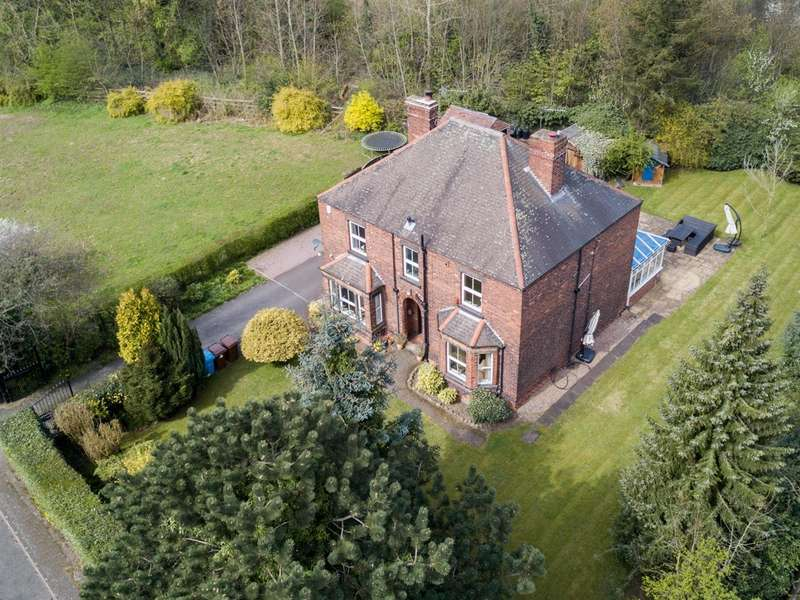 4 Bedrooms Detached House for sale in Stanton Gate, Stanton-By-Dale