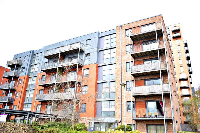 1 Bedroom Apartment Flat for sale in 6 The Waterfront, Manchester, M11 4AY
