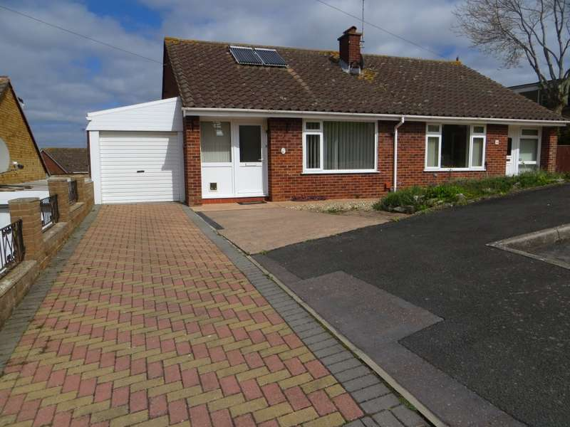 2 Bedrooms Bungalow for sale in Elgar Close, Exeter