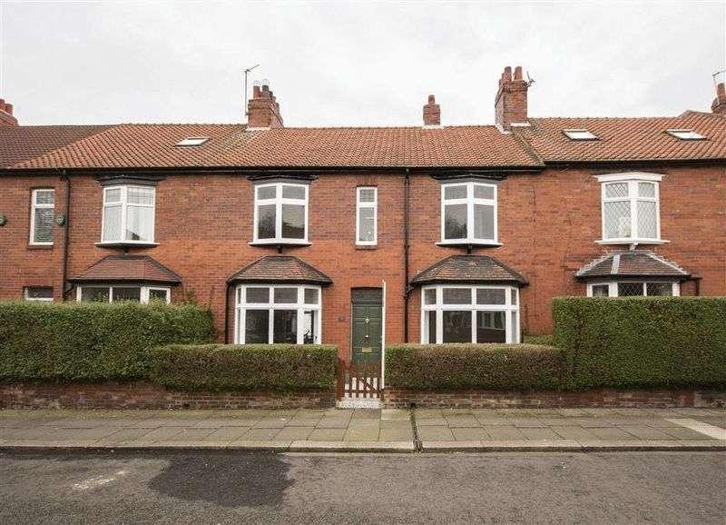 3 Bedrooms Terraced House for sale in Newlands Road, High West Jesmond