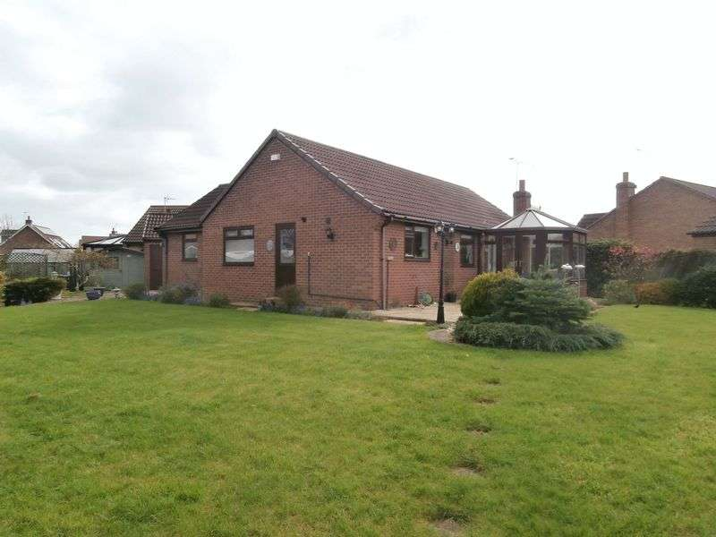 3 Bedrooms Detached Bungalow for sale in Kirkebie Drive, Hull