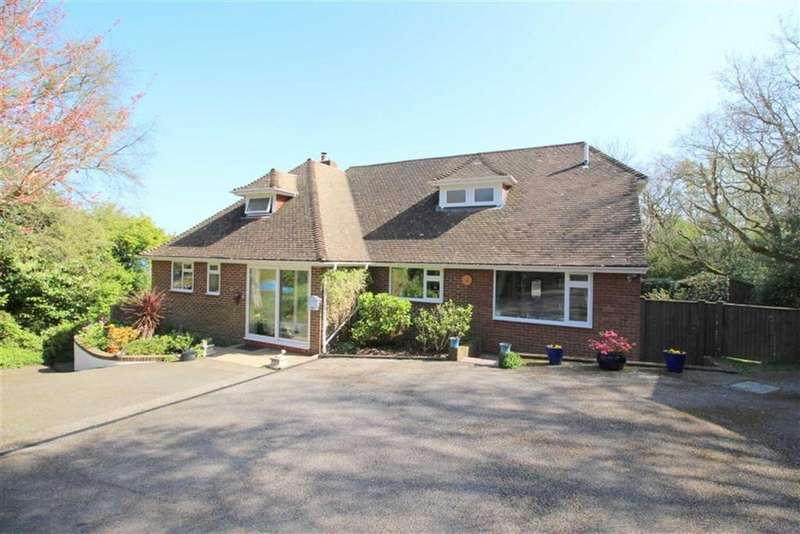 5 Bedrooms Detached House for sale in Warren Road, Fairlight