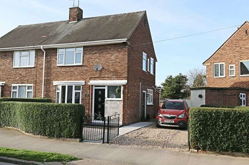 2 Bedrooms Semi Detached House for sale in Parkstone Road, Hull