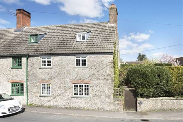 3 Bedrooms Semi Detached House for sale in Church Street, Maiden Bradley, Warminster