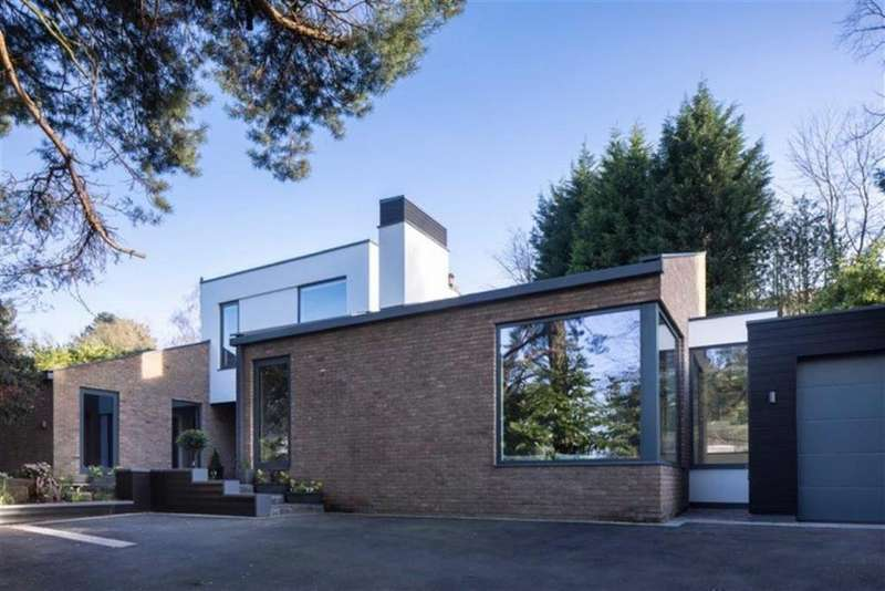 5 Bedrooms Detached House for sale in Norwood Rise, Alderley Edge