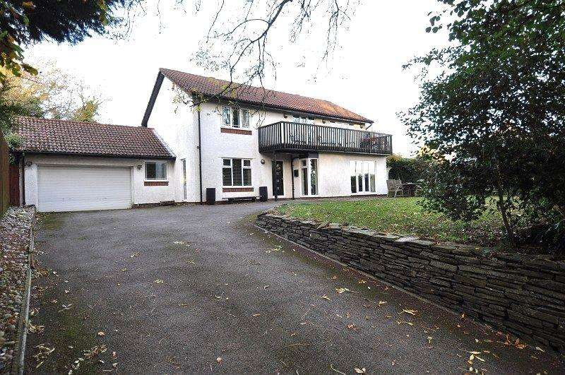4 Bedrooms Detached House for sale in Park Mount, Park Road, Dinas Powys, Vale of Glam. CF64 4HJ