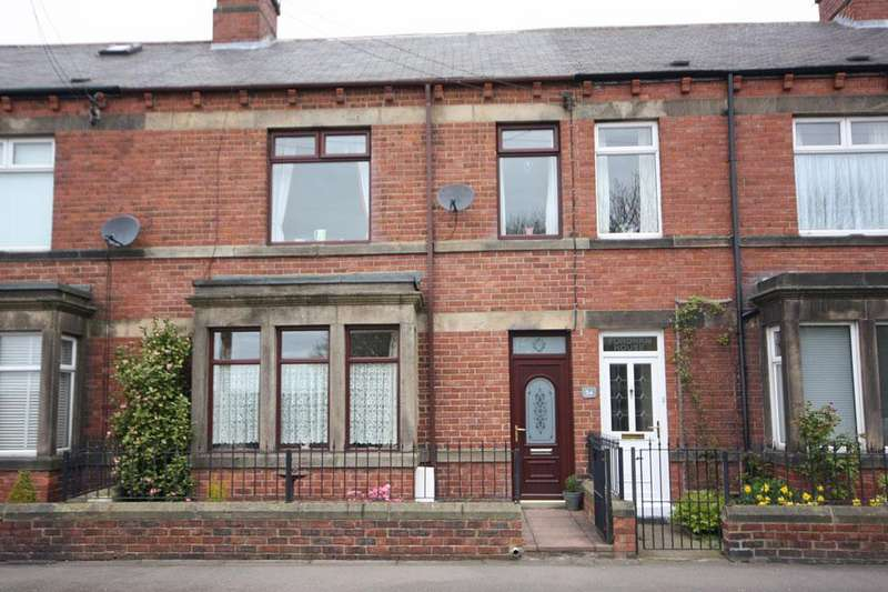 3 Bedrooms Terraced House for sale in Twizell Lane, West Pelton, Stanley, County Durham DH9 6SQ
