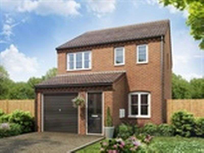 3 Bedrooms Semi Detached House for sale in The Rufford - 3 Bedroom Semi Detached
