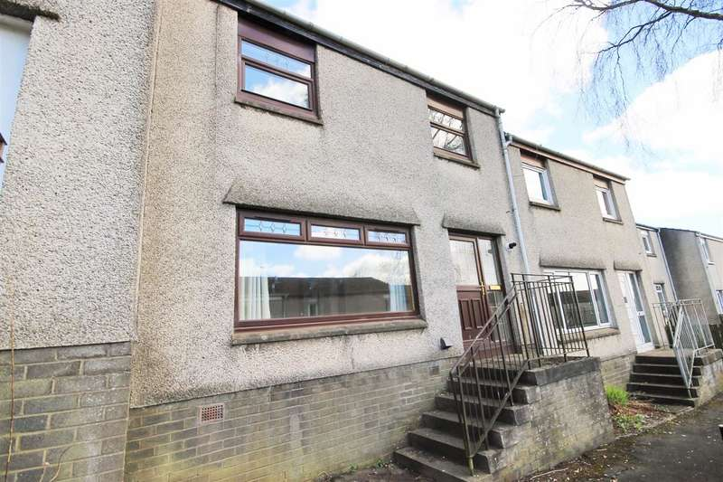 3 Bedrooms Terraced House for sale in Dee Path, Motherwell