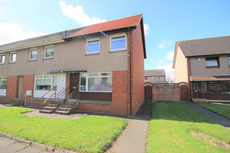 2 Bedrooms Terraced House for sale in Hattonrigg Road, Bellshill