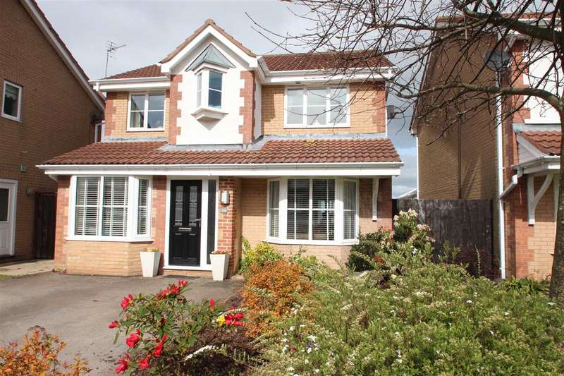 4 Bedrooms Detached House for sale in Muirfield Close, The Links, Shotley Bridge, Consett
