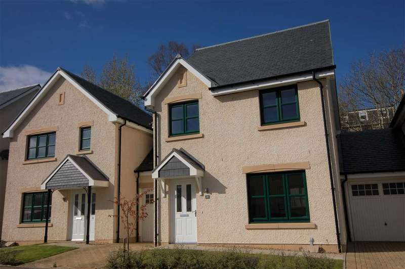 3 Bedrooms Detached Villa House for sale in Lady Campbells Court, Dunfermline