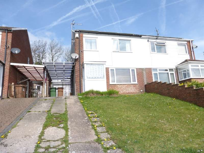 3 Bedrooms Semi Detached House for sale in Pen Y Dre, CAERPHILLY