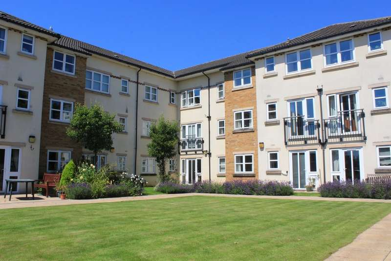 1 Bedroom Retirement Property for sale in Latteys Close, Heath, Cardiff