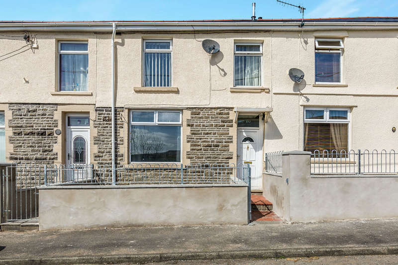 3 Bedrooms Terraced House for sale in Pleasant View, Maesteg