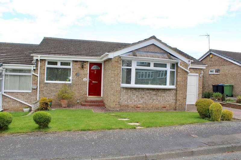 2 Bedrooms Semi Detached Bungalow for sale in North Park Road, Sedgefield