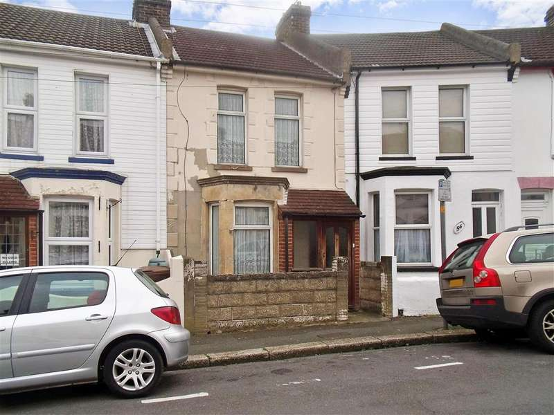3 Bedrooms Terraced House for sale in Belmont Road, Gillingham, Kent