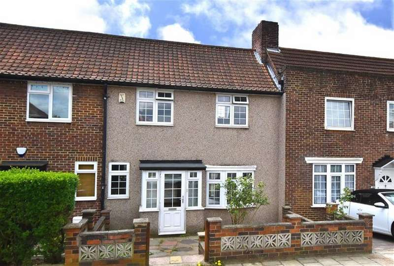2 Bedrooms Terraced House for sale in Rangefield Road, Bromley, Kent