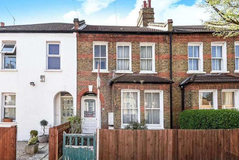 3 Bedrooms Terraced House for sale in Bickersteth Road, Tooting, SW17