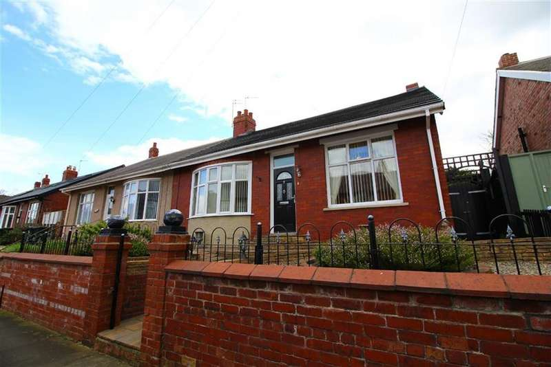 4 Bedrooms Semi Detached Bungalow for sale in Highbury Place, North Shields