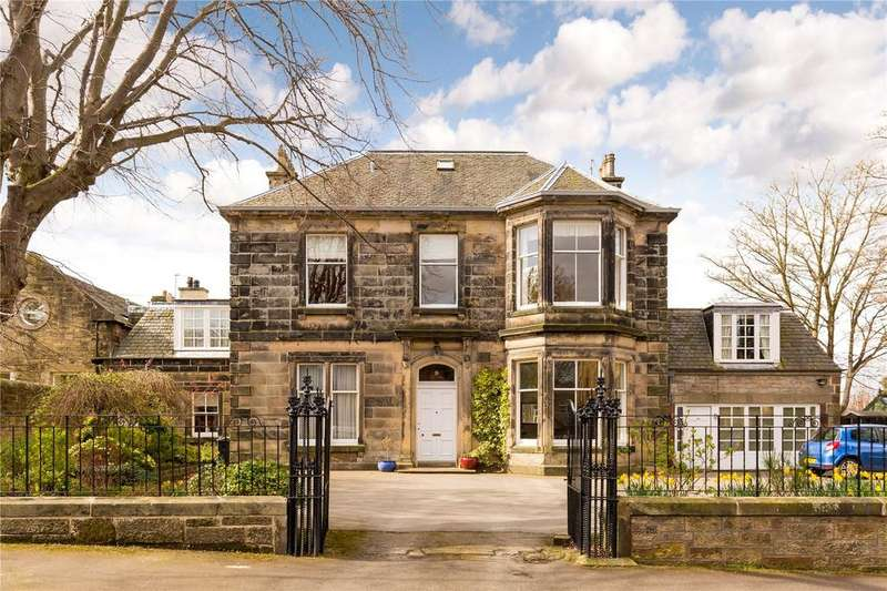 3 Bedrooms House for sale in 9 Napier Road, Merchiston, Edinburgh, EH10