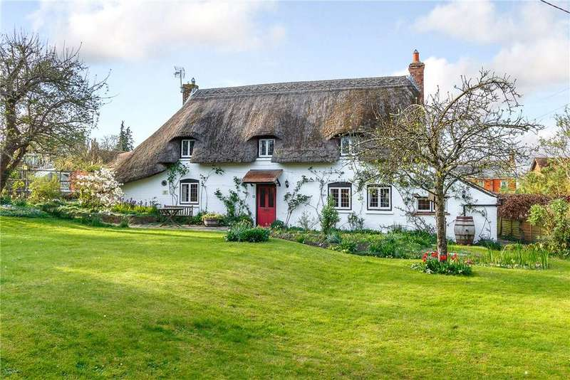 3 Bedrooms Detached House for sale in Sherborne St John, Basingstoke, Hampshire, RG24