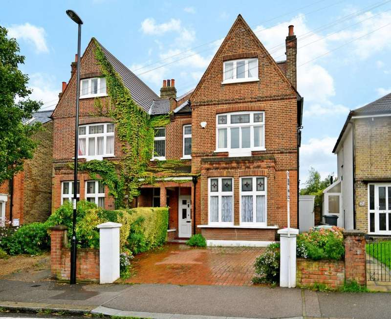 4 Bedrooms Semi Detached House for sale in Burghill Road, Sydenham, London, SE26