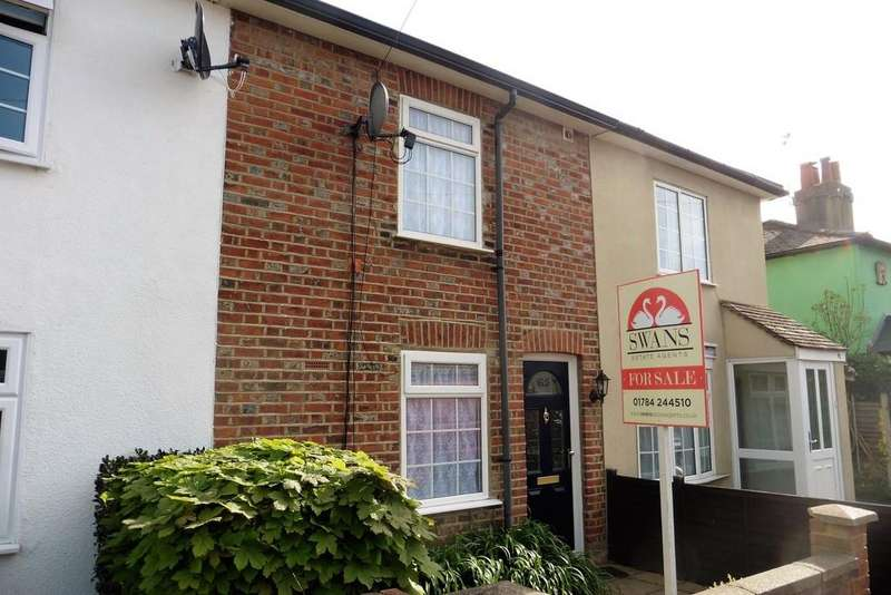 4 Bedrooms Terraced House for sale in Station Road, Chertsey, KT16