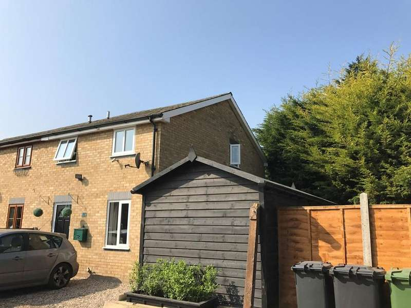 3 Bedrooms End Of Terrace House for sale in Old North Road, BASSINGBOURN, SG8