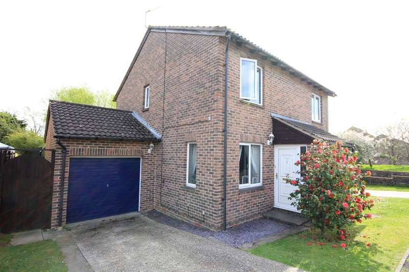 2 Bedrooms Semi Detached House for sale in Camden Place, Calcot, Reading, RG31