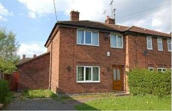 3 Bedrooms Semi Detached House for sale in Coronation Avenue, Alsager, ST7 2JU