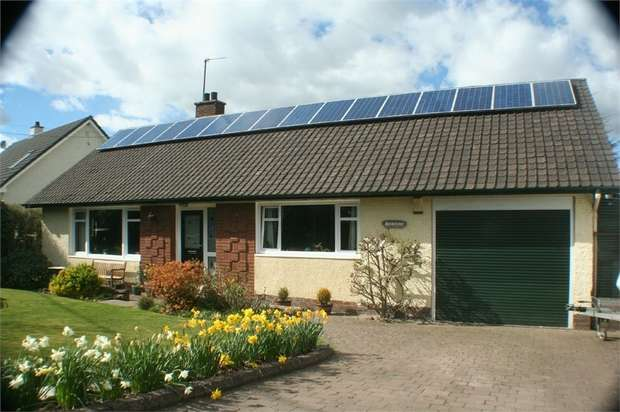 5 Bedrooms Detached Bungalow for sale in Perth Road, Abernethy, Perth