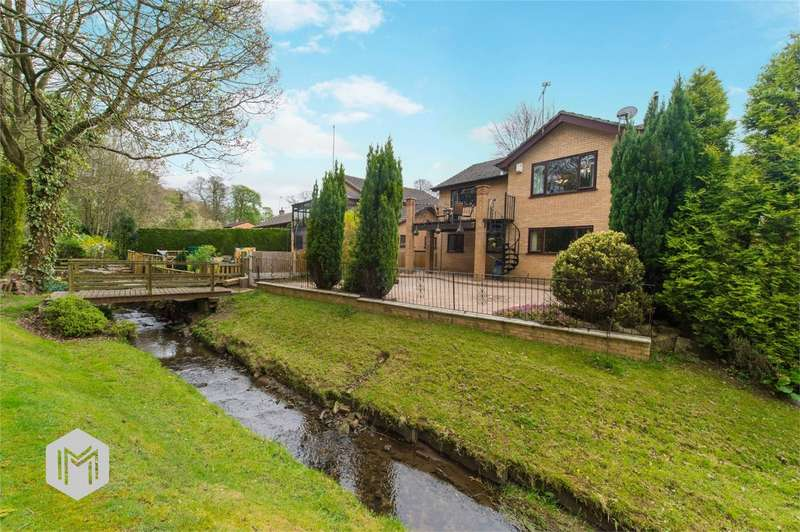 4 Bedrooms Detached House for sale in Casterton, Euxton, Chorley, Lancashire