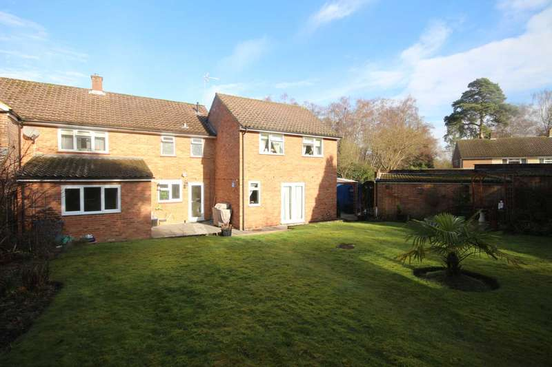 4 Bedrooms House for sale in Bullbrook Drive, Bracknell