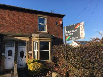 2 Bedrooms Semi Detached House for sale in Preston Road, Grimsargh, Preston, Lancashire, PR2