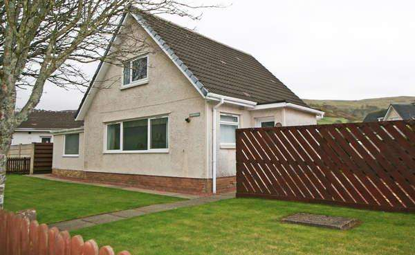 2 Bedrooms Detached House for sale in 119 Glen Avenue, Largs, KA30 8RJ