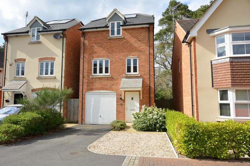 3 Bedrooms Town House for sale in Ferndown