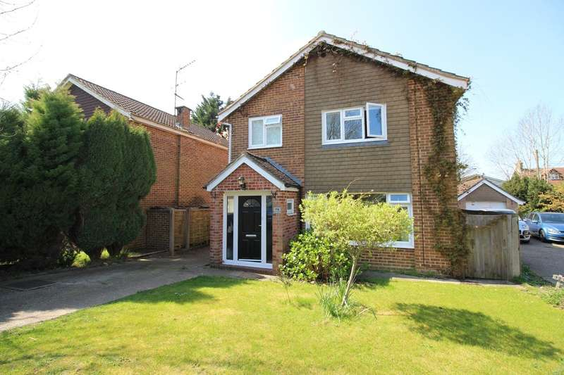 4 Bedrooms Detached House for sale in Sycamore Avenue, Horsham