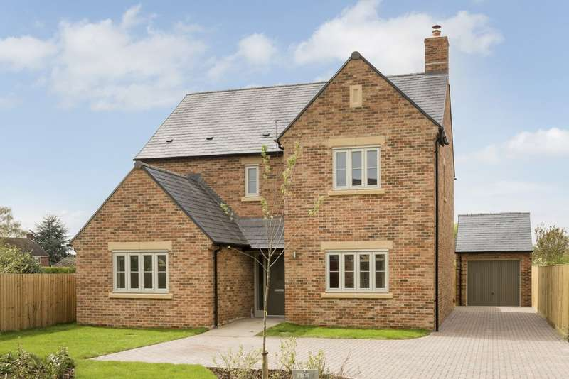 4 Bedrooms Detached House for sale in Plot 1, The Laxton