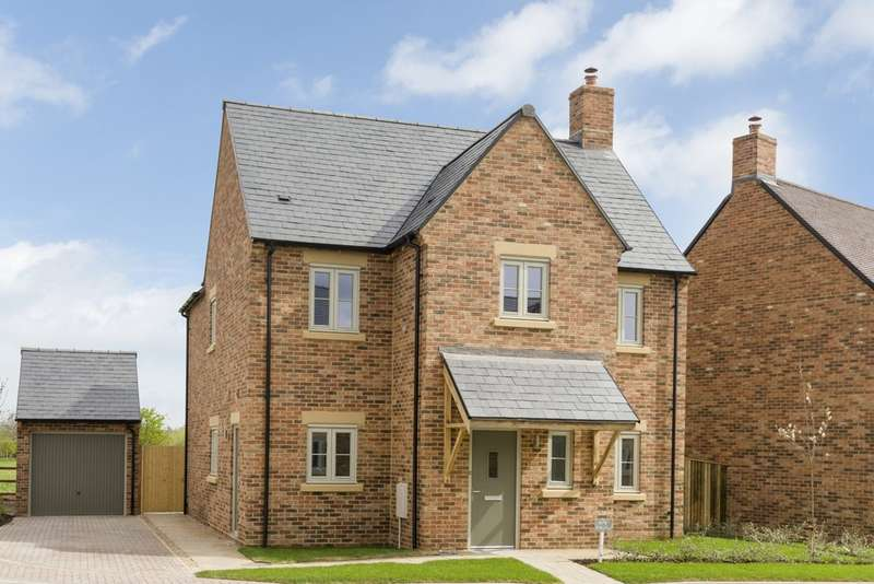 4 Bedrooms Detached House for sale in Plot 6 The Pippin