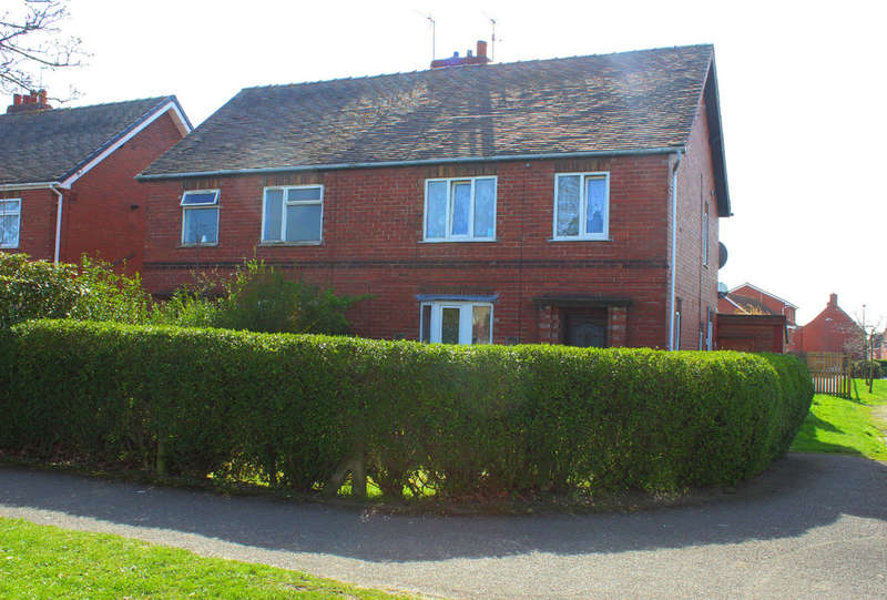3 Bedrooms Semi Detached House for sale in Abbots Road, Selby