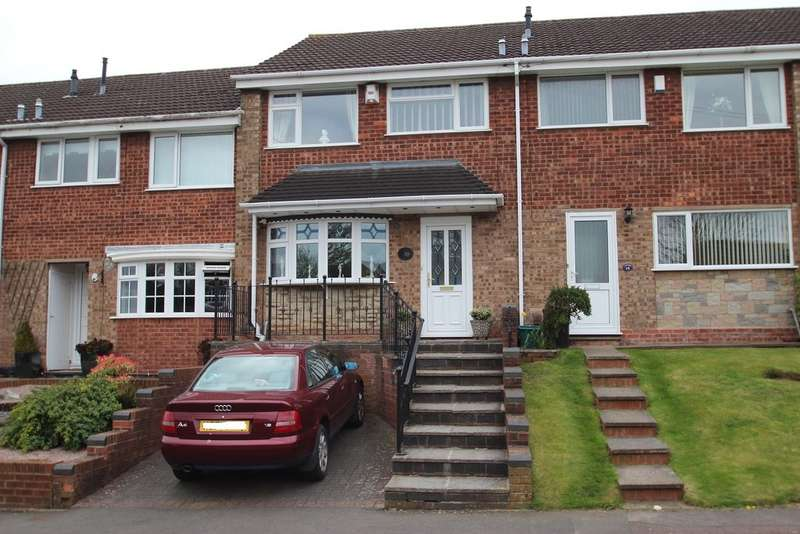 3 Bedrooms Town House for sale in Pomeroy Road, Bartley Green