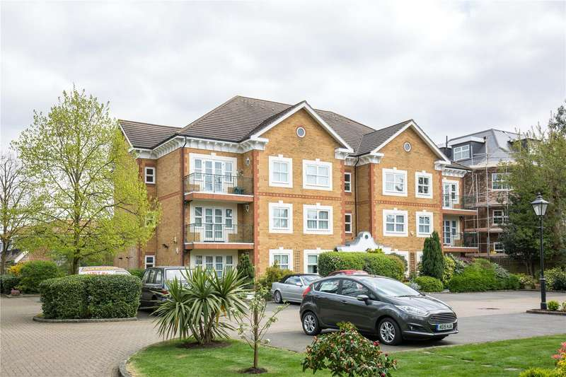 2 Bedrooms Apartment Flat for sale in Chase Side, Southgate, N14