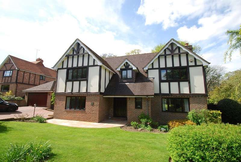 5 Bedrooms Detached House for sale in Maplewood Gardens, Beaconsfield, HP9